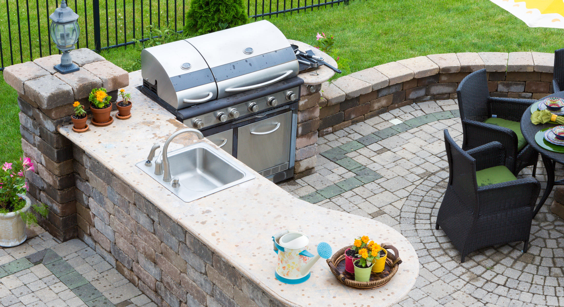 outdoor kitchens stuart fl