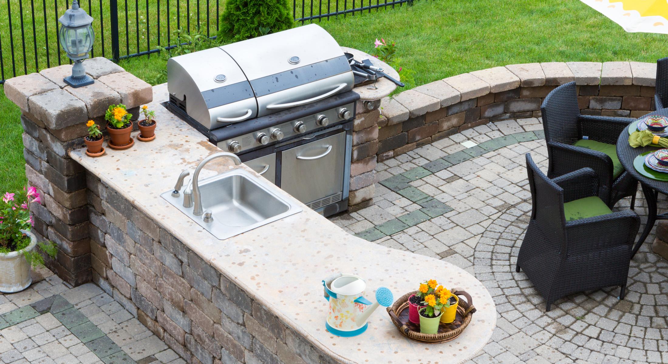 Custom Outdoor Kitchens In Stuart Fl Landscape Design